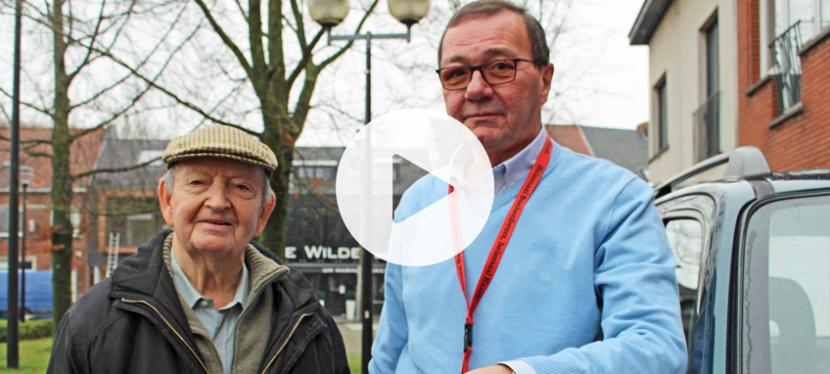 Video: vrijwilliger Jacques vervoert 84-jarigeZoltan