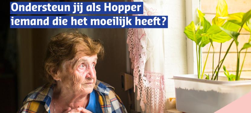 Hopper worden